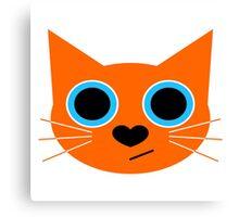 Catberry.js Framework Logo Canvas Print