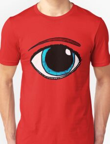 Eye Am Watching You Unisex T-Shirt