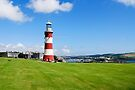 Smeaton's Tower: Lighthouse on Plymouth Hoe by DonDavisUK