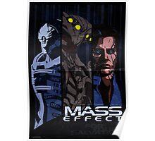 Mass Effect: Villains Poster