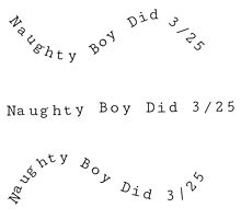 Naughty Boy did 3/25  by courtnahhxo