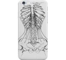 Corset Bones iPhone Case/Skin