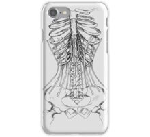 Corset Bones iPhone Case/Skin