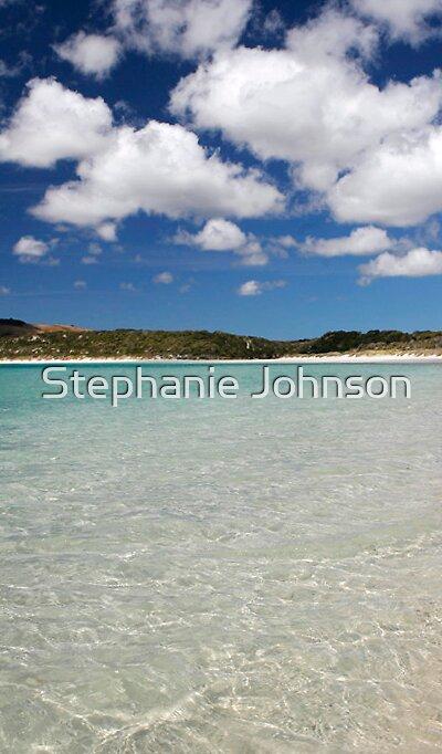 Killiecrankie Bay by Stephanie Johnson