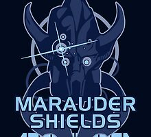 Mass Effect: Marauder Shields by spiritius