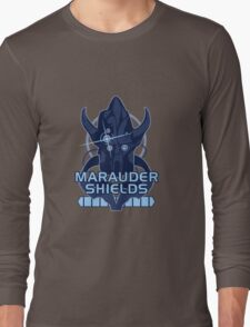 Mass Effect: Marauder Shields Long Sleeve T-Shirt