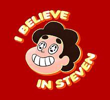 I Believe in Steven by Kiyi