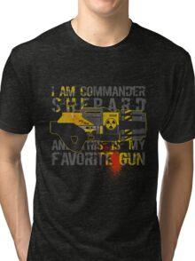 Mass Effect: Cain Tri-blend T-Shirt