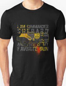 Mass Effect: Cain Unisex T-Shirt