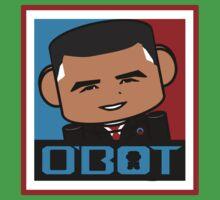 Renegade O'bamabot Toy Robot 1.2 Kids Clothes