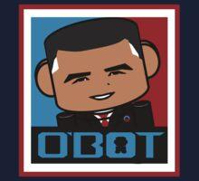 Renegade O'bamabot Toy Robot 1.2 Kids Tee