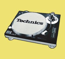 Technics 1200 Vintage  Kids Clothes