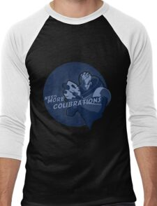 Mass Effect: Garrus Men's Baseball ¾ T-Shirt