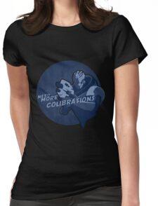Mass Effect: Garrus Womens Fitted T-Shirt