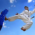 Flying Kick by fotosports