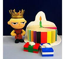 Joffrey Birthday Photographic Print