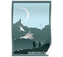 Space: Survivors Poster