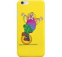 Acorbatic Clown iPhone Case/Skin