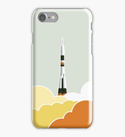 Space: Lift Off iPhone Case/Skin