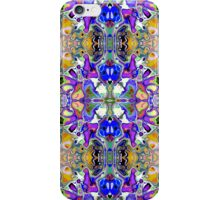 Symmetrical Fantasy Abstract iPhone Case/Skin