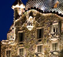 Casa Batllo, Barcelona, Spain by Daniel Webb