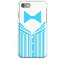 Dapper Dans (Blue) iPhone Case/Skin