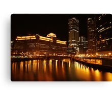 Merchandise Mart Wide Angle Canvas Print