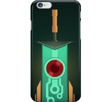 Transistor: poster [2] iPhone Case/Skin