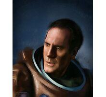 Star Trek: cpt.Archer Photographic Print