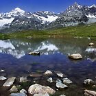 Lake  by AnnieSnel