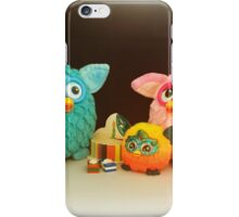 Furby Birthday Party iPhone Case/Skin