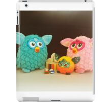 Furby Birthday Party iPad Case/Skin