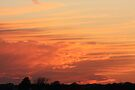 Sunset over Burton by Olivia Moore