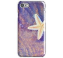 Sea Star. Memory of the Sunny Days in Tropics iPhone Case/Skin