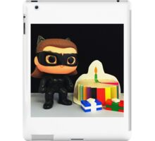 Catwoman Birthday iPad Case/Skin