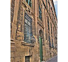 Valletta Building Photographic Print