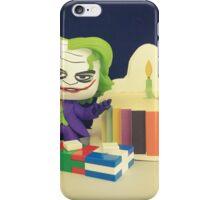Joker Birthday iPhone Case/Skin