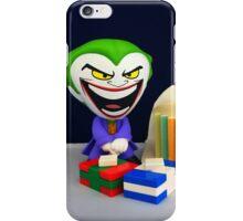 Retro Joker Birthday iPhone Case/Skin