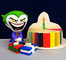 Retro Joker Birthday by FendekNaughton
