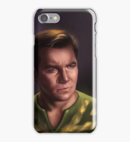 Star Trek: cpt.Kirk iPhone Case/Skin