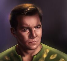 Star Trek: cpt.Kirk by spiritius