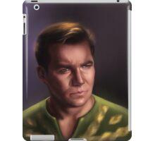 Star Trek: cpt.Kirk iPad Case/Skin