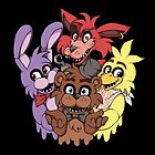Five Nights at Freddys! by InkyBlackKnight