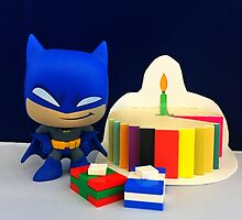Mini Batman Birthday by FendekNaughton