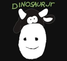 Dinosaur Jr Cow Kids Tee