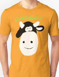 Dinosaur Jr Cow Unisex T-Shirt