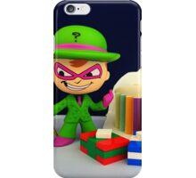 Riddler Birthday iPhone Case/Skin