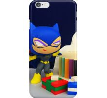 Mini Batgirl Birthday iPhone Case/Skin