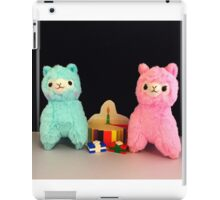 Alpaca Birthday iPad Case/Skin