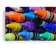 Contemporary Colors Canvas Print